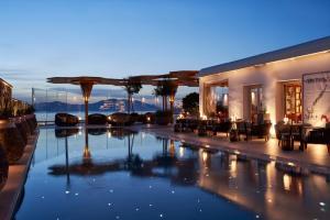 The swimming pool at or near Myconian Naia - Preferred Hotels & Resorts