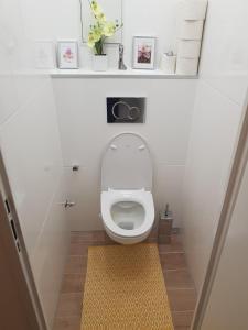 Koupelna v ubytování Apartment ISMENS
