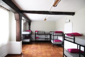 Litera o literas de una habitación en Albergue de Peregrinos Gerekiz