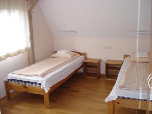 Voodi või voodid majutusasutuse Aisa Accommodation toas