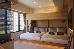 サクラクロスホテル秋葉原にあるベッド