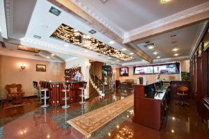Ресторан / где поесть в The Byzantium Suites Hotel & Spa