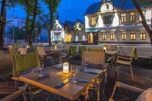 Ресторан / где поесть в Courtyard by Marriott Нижний Новгород Сити Центр