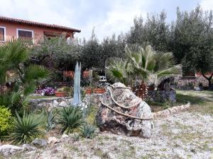 A garden outside Country Bellavista