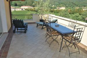 Balcone o terrazza di Bed And Breakfast Bellavista