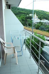 Балкон или терраса в Гостевой Дом Александрия