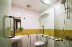 حمام في فندق سيتين مسجد جاميك باي كومباس هوسبيتاليتي