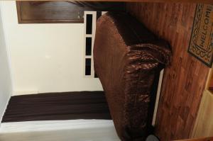 Кровать или кровати в номере Гостевой Дом Александрия