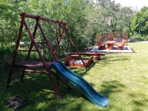 Plac zabaw dla dzieci w obiekcie Harmonia