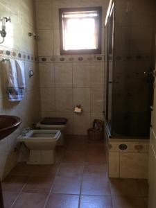 A bathroom at Casa Moinhos de Vento Vintage