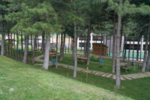 Children's play area at Fimar Life Thermal Resort Hotel