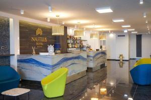 Hall o reception di Nautilus Hotel