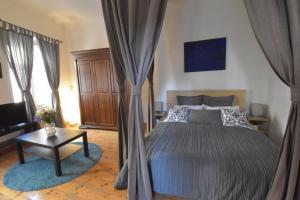 Letto o letti in una camera di Ramova Apartment