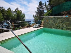 The swimming pool at or near Casa Paraiso