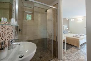 Ванная комната в A Corte