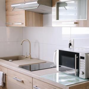 A kitchen or kitchenette at 4E KLIMA