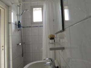 Een badkamer bij Vakantiehuizen Cadzand
