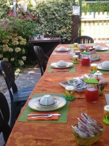 Ristorante o altro punto ristoro di Casa Anita