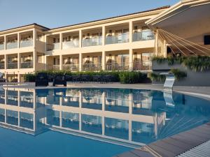 The swimming pool at or near Park Hotel & Spa-Adults Only