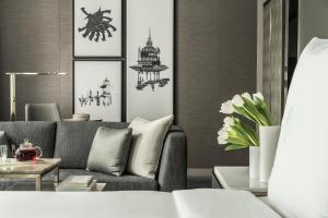 吉隆坡四季酒店休息區