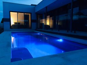 The swimming pool at or near The Sinatra Holiday House - Couples Retreat