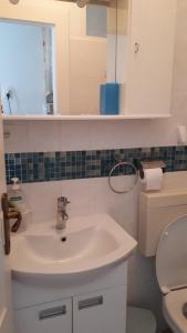 Ванная комната в Apartments Marina