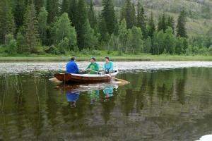 Kanopadling i ferieboligen eller i nærheten
