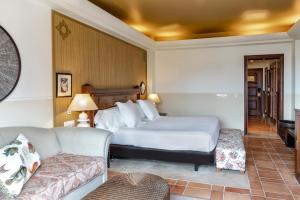 Cama o camas de una habitación en Vincci Selección La Plantación del Sur