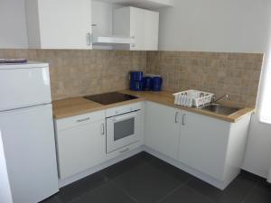 Küche/Küchenzeile in der Unterkunft Apartment Villa Elisa