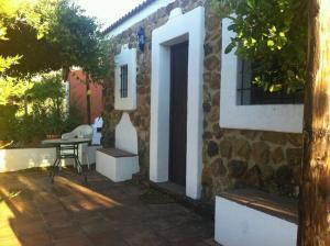 Zona de estar de Cortijo Nuevo Alojamiento Rural