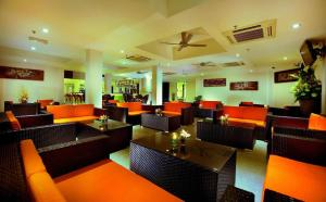 Restoran atau tempat lain untuk makan di favehotel Cenang Beach Langkawi