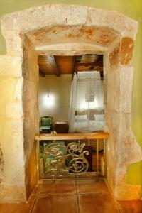 Η κουζίνα ή μικρή κουζίνα στο Palazzo di Pietro