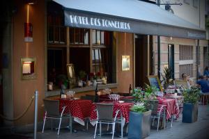 Ristorante o altro punto ristoro di Hotel des Tonneliers