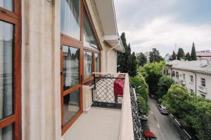 Балкон или терраса в Fidan Spa Hotel Sochi