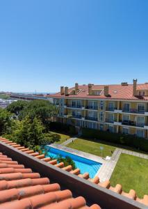 Uma vista da piscina em Esmoriz Land Sea View by MP ou nas proximidades