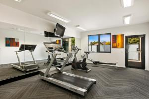 The fitness center and/or fitness facilities at Quest Moorabbin