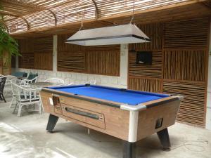 A pool table at Lantana Pattaya