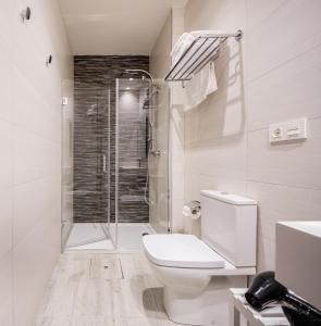 Un baño de Slow Suites Setas