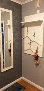 Ein Badezimmer in der Unterkunft Suite in Nieblum - Martina Christiansen