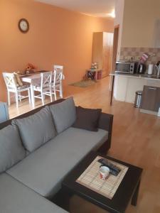 Posezení v ubytování Apartmán Vidče