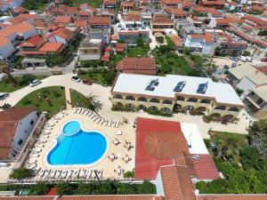 Άποψη από ψηλά του Ενοικιαζόμενα Διαμερίσματα Κωνσταντίνα