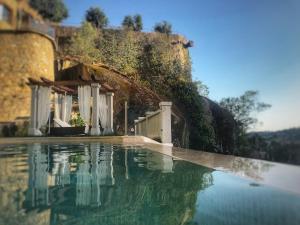 Piscina en o cerca de Hostal El Cerro - Only Adults