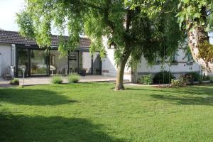 Jardin de l'établissement La maison de TOINETTE