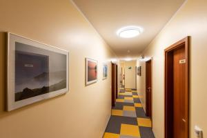 TV/Unterhaltungsangebot in der Unterkunft Avenon Privathotel Schwaiger Hof