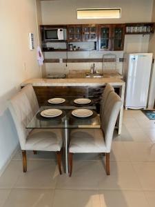 A cozinha ou cozinha compacta de Sonhos da Serra bananeiras
