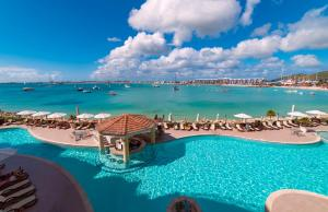 A view of the pool at The Villas at Simpson Bay Beach Resort and Marina or nearby