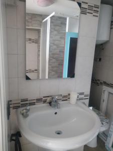 Bagno di CHIANALEA SCILLA al CASTELLO di SCILLA CHIANALEA APARTMENTS & ROOMS