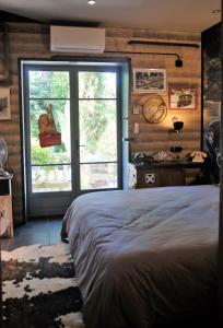 Un ou plusieurs lits dans un hébergement de l'établissement Drivers Room