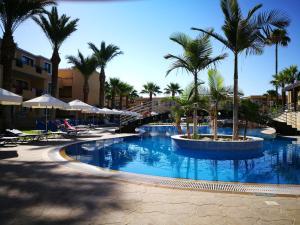 The swimming pool at or close to Pagona Holiday Apartments