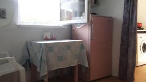 A bathroom at Туристский кампус Михаила Иванова